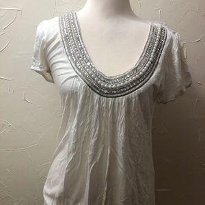 White top size XL